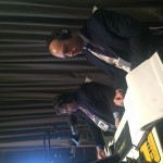 Finemetal Asia's CEO Padraig Seif giving live interview on Bloomberg Radio